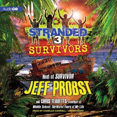 Survivors audiobook cover art