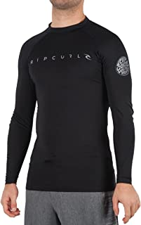 Rip Curl All Time Long Sleeve 50+ UPF Rash Guard Swim Shirt