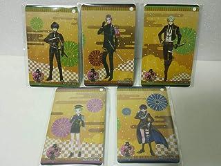 刀剣乱舞 -ONLINE- ファミリーマート 第二弾 メタルチャーム 5個セット 全6種...