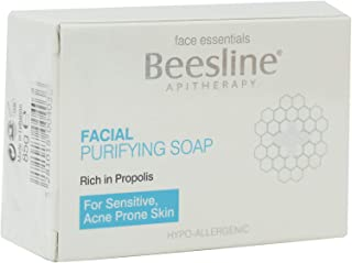 Beesline Facial Purifying Soap, Gold, 85 gm