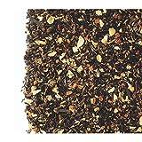 Mezcla de té negro con chai picado cardamomo y canela, en bolsa plegable de 50 g. Tisantea. Un té de sabor agradable y decidido. Fabricado en Italia.