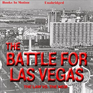 Battle for Las Vegas cover art