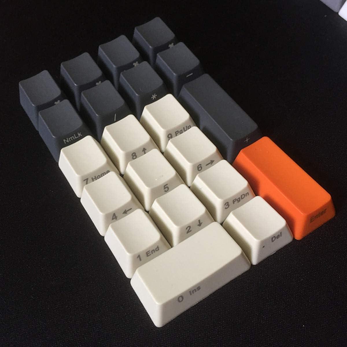 most preferential 20 Keys Numeric Keypad PBT Dyeing Sublimation ...