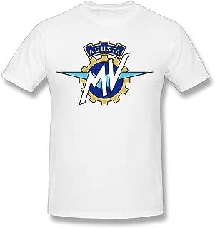 Men's MV Agusta Logo Fashion T-Shirt
