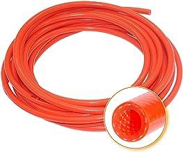 6mm ID x 8mm OD Fluorostore F015212-10 Metric PFA Tubing Transparent 10/' Length Fluorotherm Polymers 10 Length