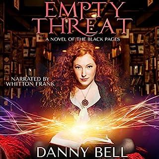 Empty Threat audiobook cover art