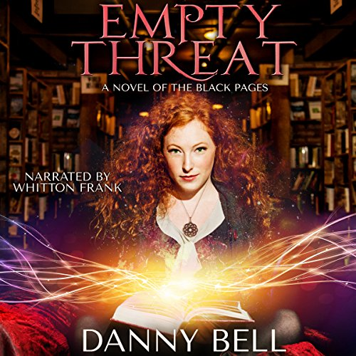 Empty Threat audiobook cover art