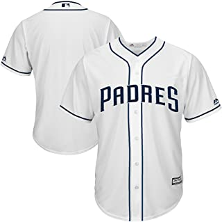 VF San Diego Padres MLB Mens Majestic Cool Base Replica Jersey White Big & Tall Sizes