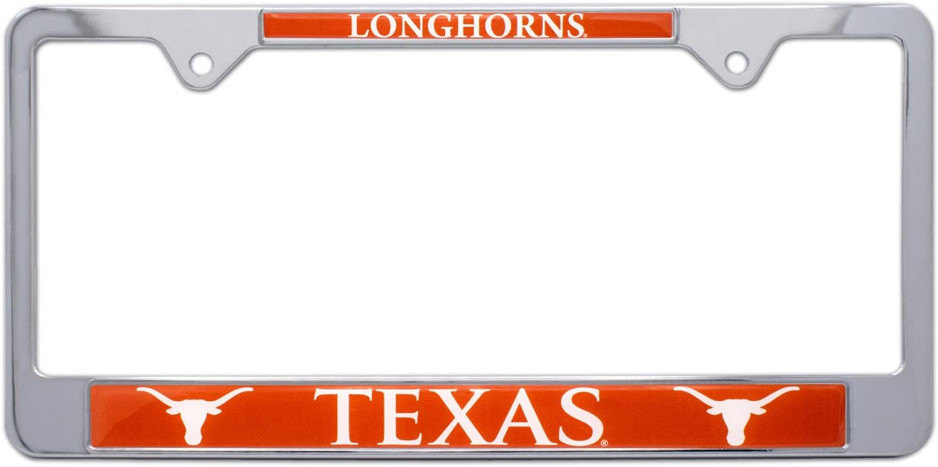 University of Texas Longhorns Opening large release sale Frame License Plate Louisville-Jefferson County Mall