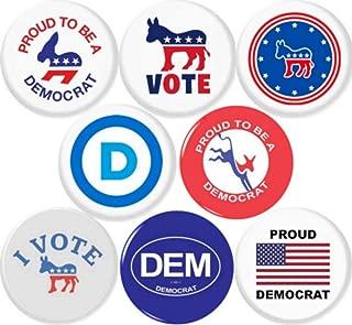 Democrat Party 8 New 1