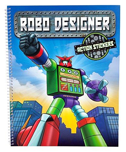 Robo Designer - kleurboek