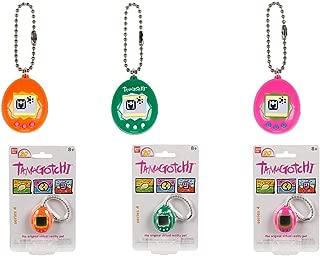Tamagotchi Chibi Series 4 Electronic Mini Orange/Yellow/Pink, Green/White, Pink/Green/Bue Digitial Pets
