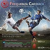 Zoom IMG-1 hofit fitness tracker orologio braccialetto
