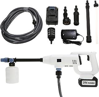 Pilvnar hidrolimpiadora, Pistola de Limpieza Lavadora a presión Pistola de Lavado portátil sin Cable Limpiador eléctrico d...