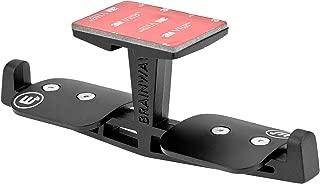 BRAINWAVZ Truss - The All Metal Under Desk Dual Headphone Hanger Stand Mount