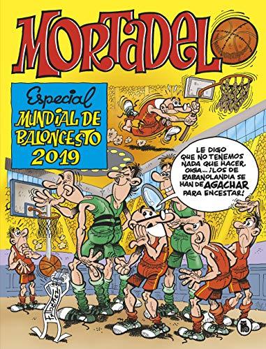 Especial Mundial Baloncesto 2019 (Bruguera Clásica)