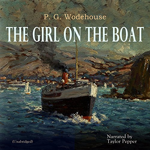 The Girl on the Boat audiobook cover art