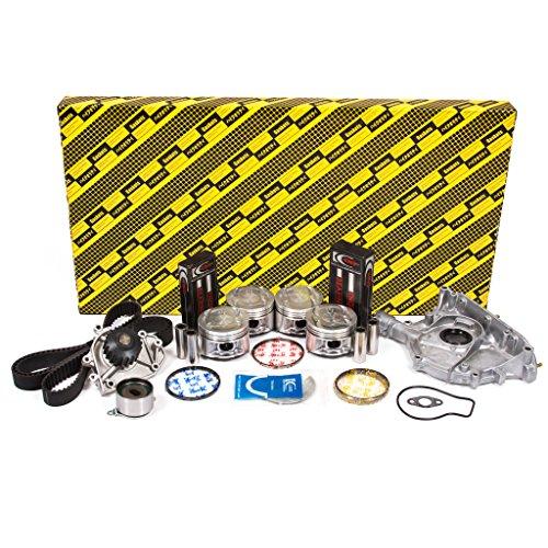 Evergreen OK4011/0/0/0 Fits 90-95 Acura Integra 1.8L DOHC 16V B18A1 B18B1 Engine Rebuild Kit
