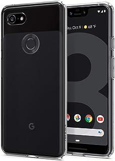 Spigen Google Pixel 3 XL Liquid Crystal cover/case - Crystal Clear