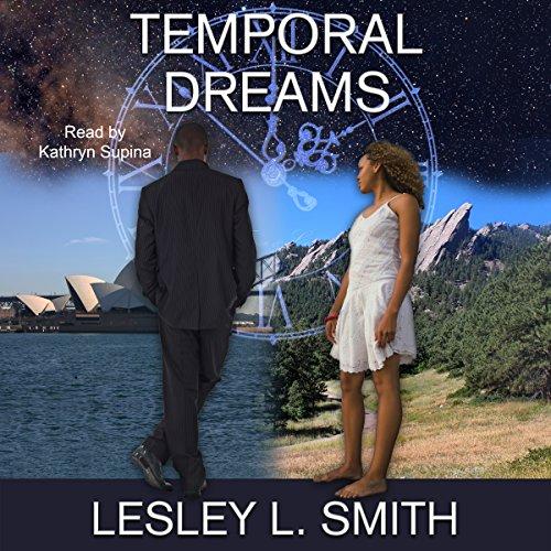 Temporal Dreams audiobook cover art