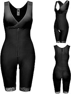 ملابس داخلية للجسم بالكامل، مشد للجسم للنساء، مشد للتنحيف فوق على الصدر مشد بعد الولادة مقاس كبير حزام البطن ملابس داخلية ...