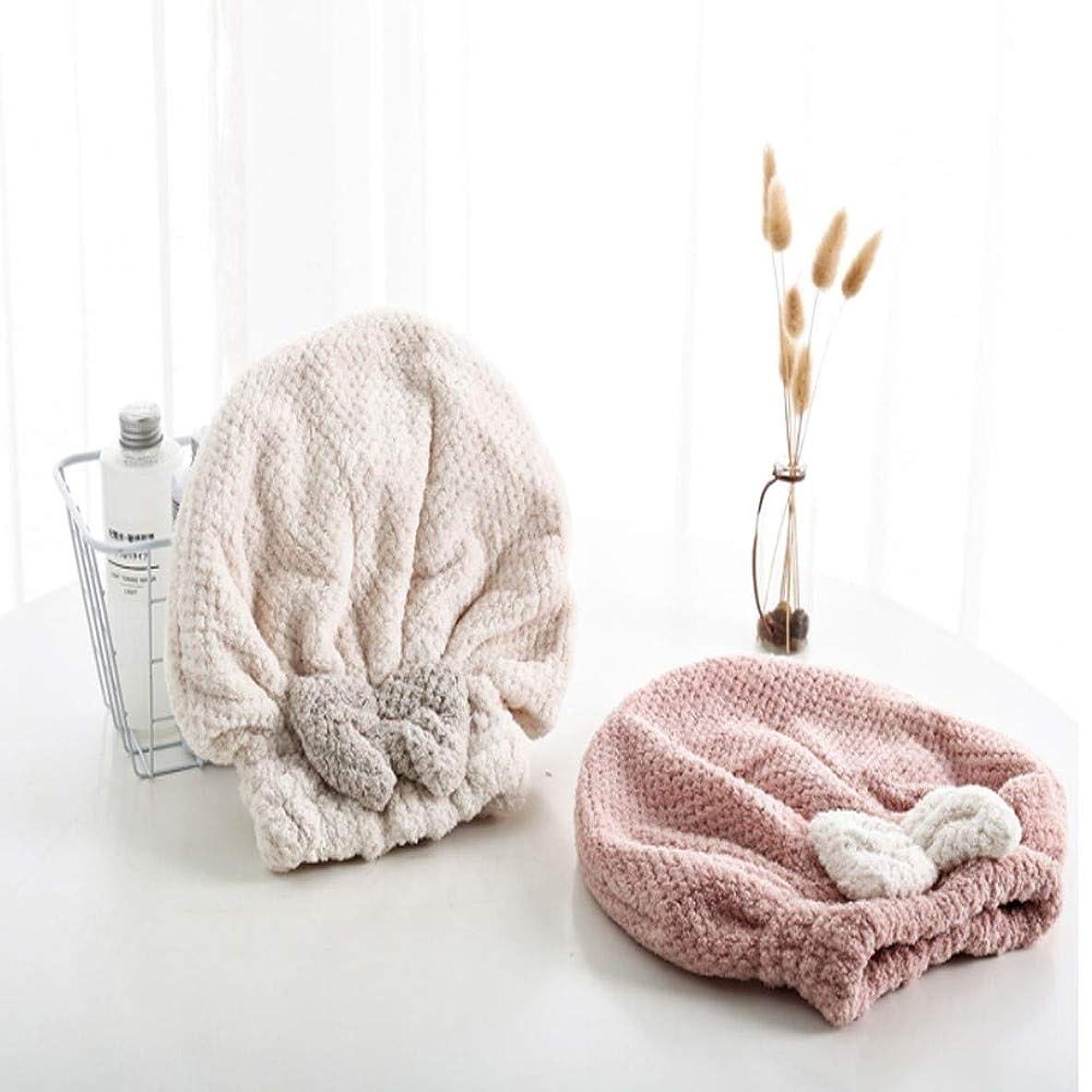 蒸発する区別するブラウズKYK キャップシャワー、女子ドライシャワーキャップデラックスは、キャップレディすべての髪の長さや太さ防かび、再利用可能なシャワーキャップシャワー。 (Color : White)