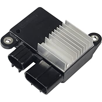 TUPARTS Blower Motor Relay AC Blower Control Module Fit for 2007-2010 Mazda 5//2007-2009 Mazda CX-7//2009-2013 for TOYOTA Corolla //2009-2013 for TOYOTA Matrix