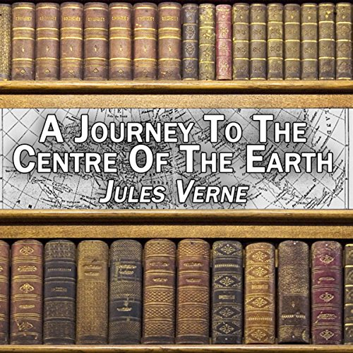 A Journey to the Centre of the Earth cover art
