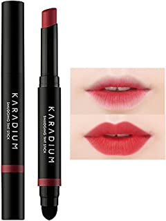 [KARADIUM] Smudging Moisturizing Long Lasting Lip Tint Stick 1.4g - 6 Colors (#1 blood red)