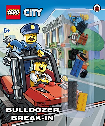 LEGO City: Bulldozer Break-in