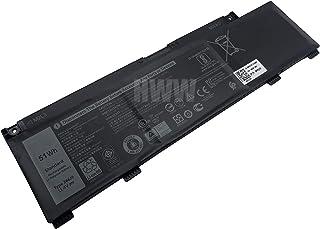 HWW New 11.4V 51Wh 266J9 Battery Compatibel with Dell G3 15 3500 3590 3790 G5 5500 SE 5505 Inspiron 5490 INS 15PR-1545W 15...