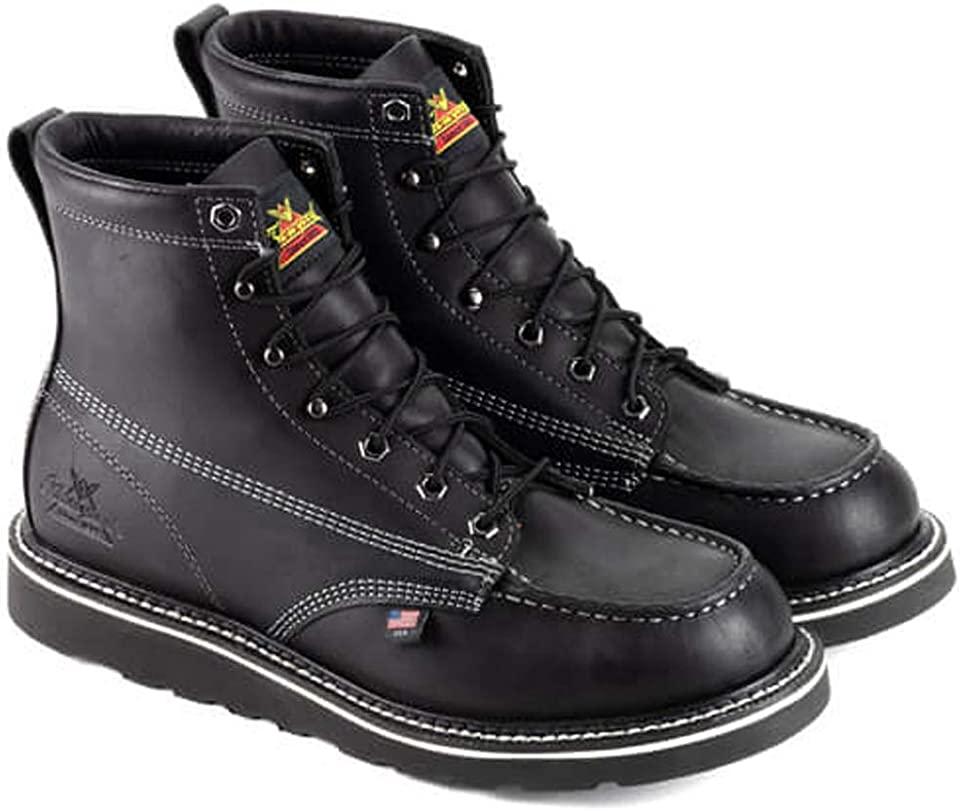 Men's American Heritage 6 Moc Toe, MAXwear Wedge Non-Safety Toe Boot