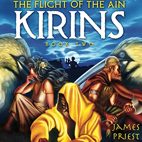 The Flight of the Ain audiobook cover art
