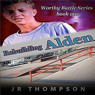 Rebuilding Alden audiobook cover art
