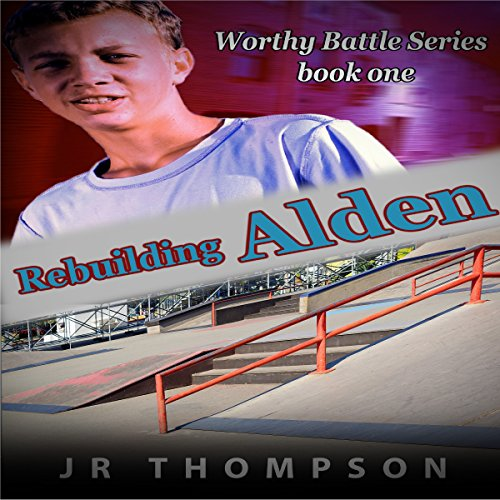 Rebuilding Alden audiobook cover art