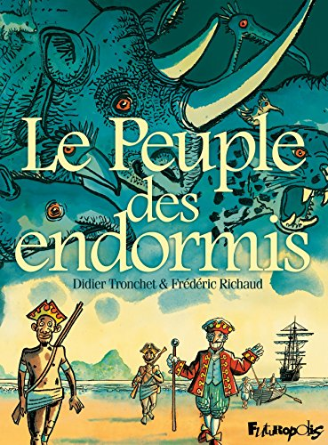 Le Peuple des endormis (BANDES DESSINEE)