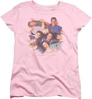 Beverly Hills 90210 Gang in Logo Women's T-Shirt