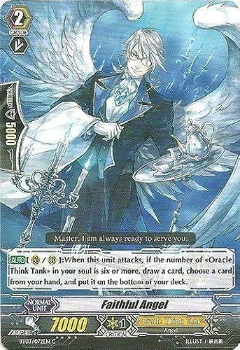Cardfight   Vanguard TCG - Faithful Angel (BT03 072EN) - Demonic Lord Invasion by Bushiroad Inc.
