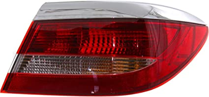 Details about  /New Tail Light Lamp Driver Left Side Outer LH Hand Buick Verano 12-16 22879048