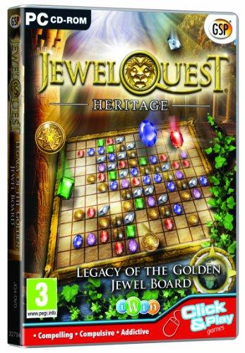Jewel Quest Heritage (PC CD) Importación inglesa