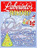 Navidad laberintos: Mi Libro de Juegos Laberintos de navidad 99 laberintos para niños...