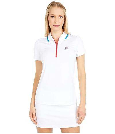 Fila Heritage Tennis Polo