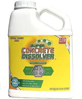 Super Concerete Dissolver 1-Gal. Concrete & Mortar Dissolver