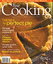 Fine Cooking, November 2008 Issue