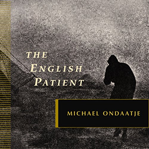 The English Patient audiobook cover art