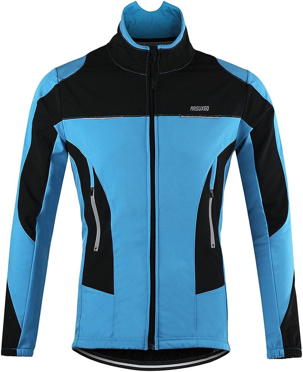 Männer Radfahren Wind Jacke wasserdicht MTB Kleidung reflektierende Windmantel