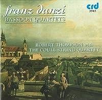 Franz Danzi - Three Quartets for Basson & Strings Op. 40