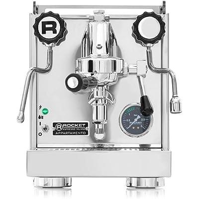 Zweikreiser Espresso-Siebträgermaschine Rocket Espresso-Appartamento