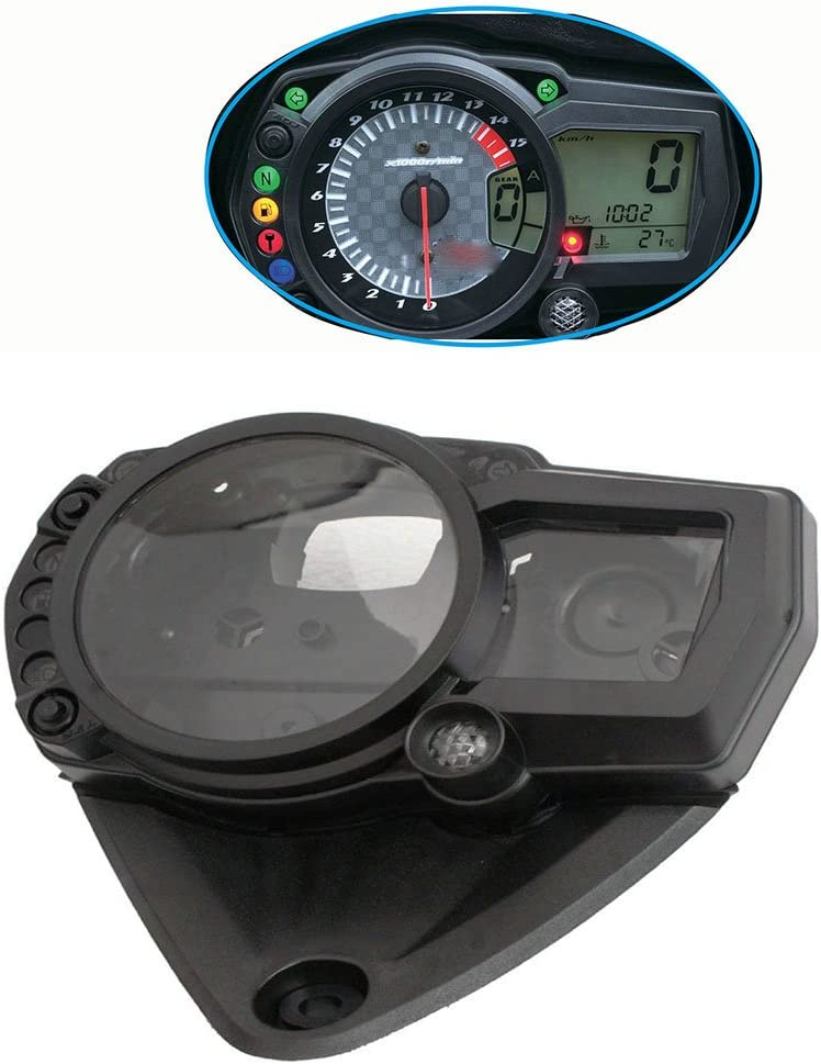 Yibid SpeedoMeter Gauge depot Case Cover service Tachometer ABS Plastic Shell