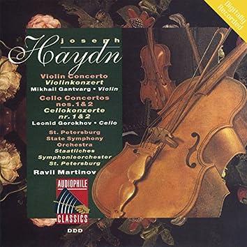 Haydn: Violin Concerto No. 1 - Cello Concertos Nos. 1 & 2